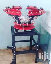 6 Colour Station Screen Printing Machine | Manufacturing Equipment for sale in Eastern Region, Asuogyaman