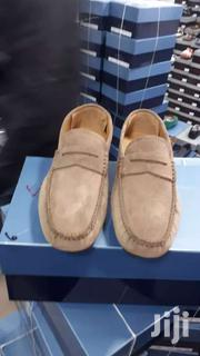 Beige Suede Italian Loafers   Shoes for sale in Greater Accra, Okponglo