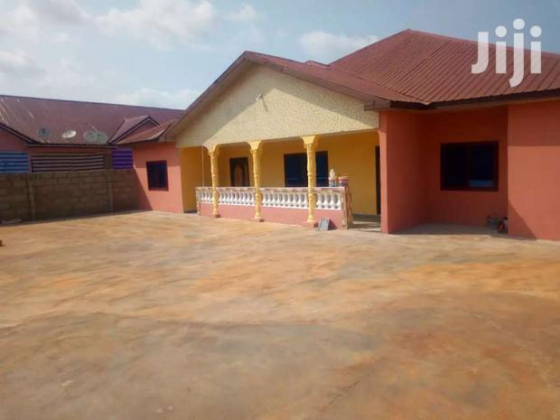 Archive: House For Rent Techiman