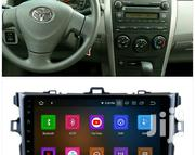 Toyota Corolla Android Radio Dvd Player | Vehicle Parts & Accessories for sale in Greater Accra, Abossey Okai