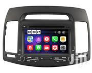 Hyundai Elantra 2007/2009 Dvd Radio Touch Screen Player | Vehicle Parts & Accessories for sale in Greater Accra, Abossey Okai