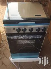 NASCO 50*50 Stainless Gas Cooker 4 Burner N Grill | Kitchen Appliances for sale in Greater Accra, Achimota
