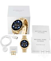 Michael Kors Access Lexington 2 Smartwatch GOLD | Smart Watches & Trackers for sale in Greater Accra, Darkuman