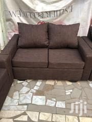 Lovely 2in1 Sofa Chair. Free Delivery | Furniture for sale in Greater Accra, Odorkor