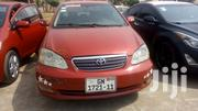 Toyota Corolla 2007 LE Red | Cars for sale in Greater Accra, Nungua East