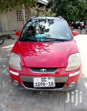 Daewoo Matiz 2007 Red | Cars for sale in Greater Accra, North Ridge