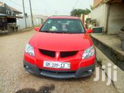 Pontiac Vibe 2005 Red | Cars for sale in Greater Accra, Akweteyman