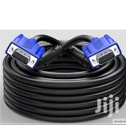 VGA Long Cable | Computer Accessories  for sale in Greater Accra, Tema Metropolitan
