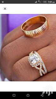 Pure Gold Wedding Ring | Jewelry for sale in Greater Accra, Kwashieman