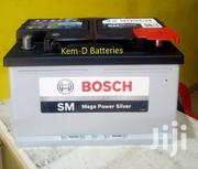 Quality Bosch Car Batteries + Quality Batteries   Vehicle Parts & Accessories for sale in Greater Accra, Dansoman