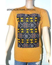 T-shirts In Amazing African Fabrics And Designs | Clothing Accessories for sale in Greater Accra, Nungua East