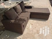 New Portable Quality L Shape Sofa | Furniture for sale in Greater Accra, Roman Ridge