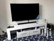 "Samsung 55"" Curved Smart Tv And Samsung Sound Bar 
