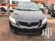 Toyota Corolla 2009 Black | Cars for sale in Greater Accra, Ga South Municipal