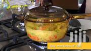 Pyrex Visions Stove Top Safe And Oven Safe Vision Glasswares | Kitchen & Dining for sale in Ashanti, Kumasi Metropolitan
