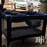 Material Foldable Cot For Sale At Affordable Prices | Children's Furniture for sale in Ashanti, Kumasi Metropolitan
