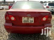 Toyota Corolla 2007 LE Red | Cars for sale in Greater Accra, Odorkor