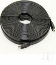 HDMI 2 HDMI Cable (Flat) 50M   Accessories & Supplies for Electronics for sale in Greater Accra, Ashaiman Municipal
