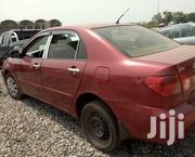 Toyota Corolla 2007 Red   Cars for sale in Greater Accra, Abossey Okai