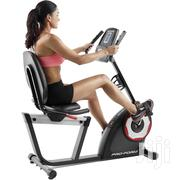 Commercial Recumbent Exercise Bike With 18 Workout Programs | Sports Equipment for sale in Greater Accra, Adenta Municipal