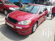 Toyota Corolla 2007 1.4 D-4D Automatic Red   Cars for sale in Brong Ahafo, Kintampo North Municipal