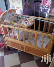 2 In 1 Wooden Cot | Children's Furniture for sale in Greater Accra, Adabraka