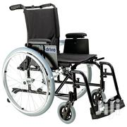 Medical Cougar Ultra Light Weight Rehab Wheel Chair | Medical Equipment for sale in Greater Accra, Adenta Municipal