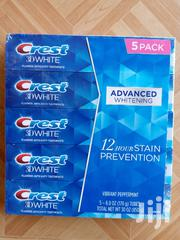 5pk Crest 3D Advanced Whitening Toothpaste | Tools & Accessories for sale in Greater Accra, Ga East Municipal