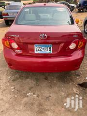 Toyota Corolla 2010 Red | Cars for sale in Greater Accra, Odorkor