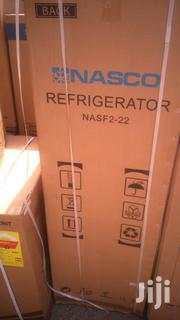 Nasco (Nasf2-22) 200lt Double Door Refrigerator–Bottom Freezer | Kitchen Appliances for sale in Greater Accra, Adabraka