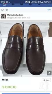 Coffe Color Italian Leather Loafers   Shoes for sale in Greater Accra, Okponglo