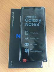 New Samsung Galaxy Note 8 64 GB Black | Mobile Phones for sale in Greater Accra, East Legon