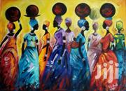 Acrylic Paint On Canvas | Arts & Crafts for sale in Greater Accra, Adenta Municipal