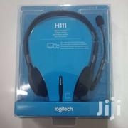 Logitech H111 Stereo Headset | Audio & Music Equipment for sale in Greater Accra, Dzorwulu