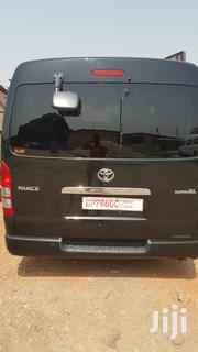 Toyota Hiace Black | Buses & Microbuses for sale in Greater Accra, Nungua East