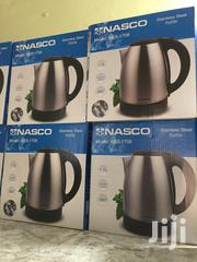 Boil Dry Protection Nasco KES-1708 Stainless Steel Kettle | Home Appliances for sale in Greater Accra, Adabraka