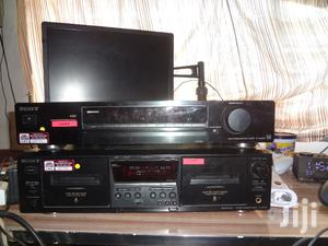 Sony Tuner Radio And Cassette Player