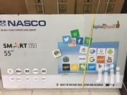 Nasco Curved Smart Satellite 4k UHD Led TV 55 Inches   TV & DVD Equipment for sale in Greater Accra, Cantonments
