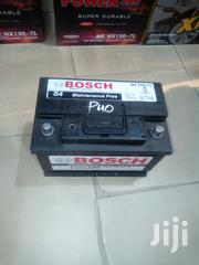 Bosch Car Battery 15 Plates   Vehicle Parts & Accessories for sale in Greater Accra, North Kaneshie