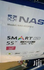 New Nasco Smart Uhd 4K Tv 55 Inches | TV & DVD Equipment for sale in Greater Accra, Adabraka