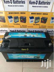 Brand New 17 Plates Car Battery - Free Delivery - Rhino   Vehicle Parts & Accessories for sale in Greater Accra, Achimota