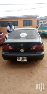 Toyota Corolla 2002 1.6 Sedan Automatic Blue | Cars for sale in Greater Accra, Ga South Municipal