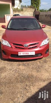 Toyota Corolla 2011 Red | Cars for sale in Greater Accra, East Legon