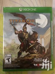 Xbox One X Titan Quest Game   Video Game Consoles for sale in Greater Accra, Adenta Municipal