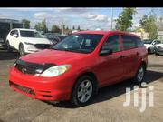 Toyota Matrix 2006 Red | Cars for sale in Eastern Region, Kwahu West Municipal