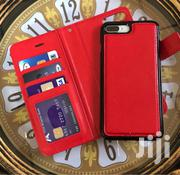 2 in 1 Detachable Leather Flip Case 4iphone Xsmax Xr Xs X 8plus 8 7 6 | Accessories for Mobile Phones & Tablets for sale in Greater Accra, Odorkor