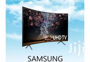 "Samsung 49"" (UHD) 4K Curved Satellite Smart TV+Remote 