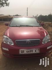 Toyota Corolla 2005 1.4 Sol Red | Cars for sale in Eastern Region, Akuapim North