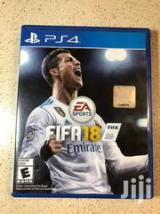 Sony Ps4 Fifa 18 Disc | Video Games for sale in Greater Accra, Mataheko