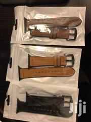 Genuine Leather Strap For Apple Watch | Smart Watches & Trackers for sale in Greater Accra, Tema Metropolitan